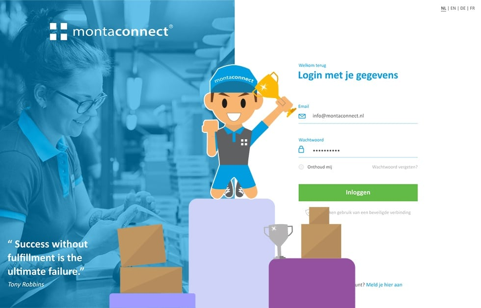 Verzendsoftware e-commerce